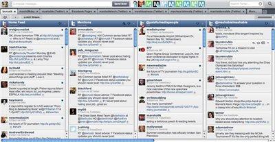 Веб-приложения: HootSuite и Brizzly