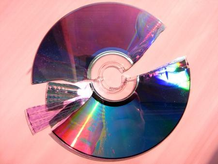 Восстановление данных с поврежденных CD и DVD
